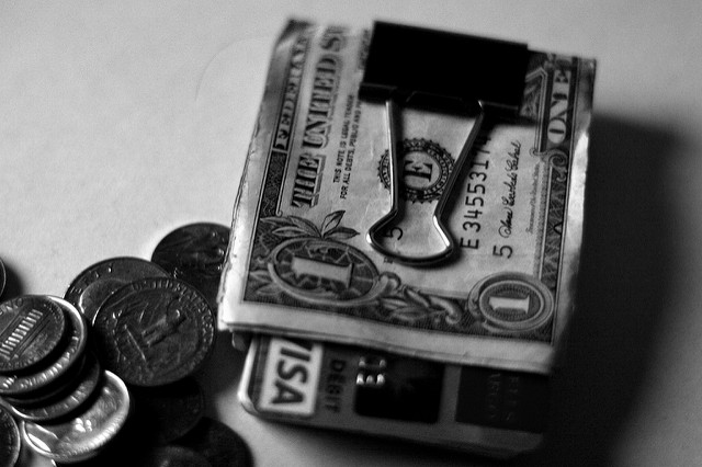 paper clip hacks wallet