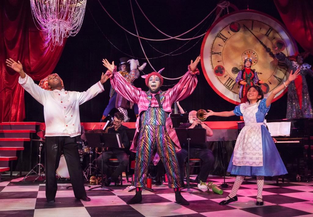 Alice in Wonderland Northwest Children's Theater