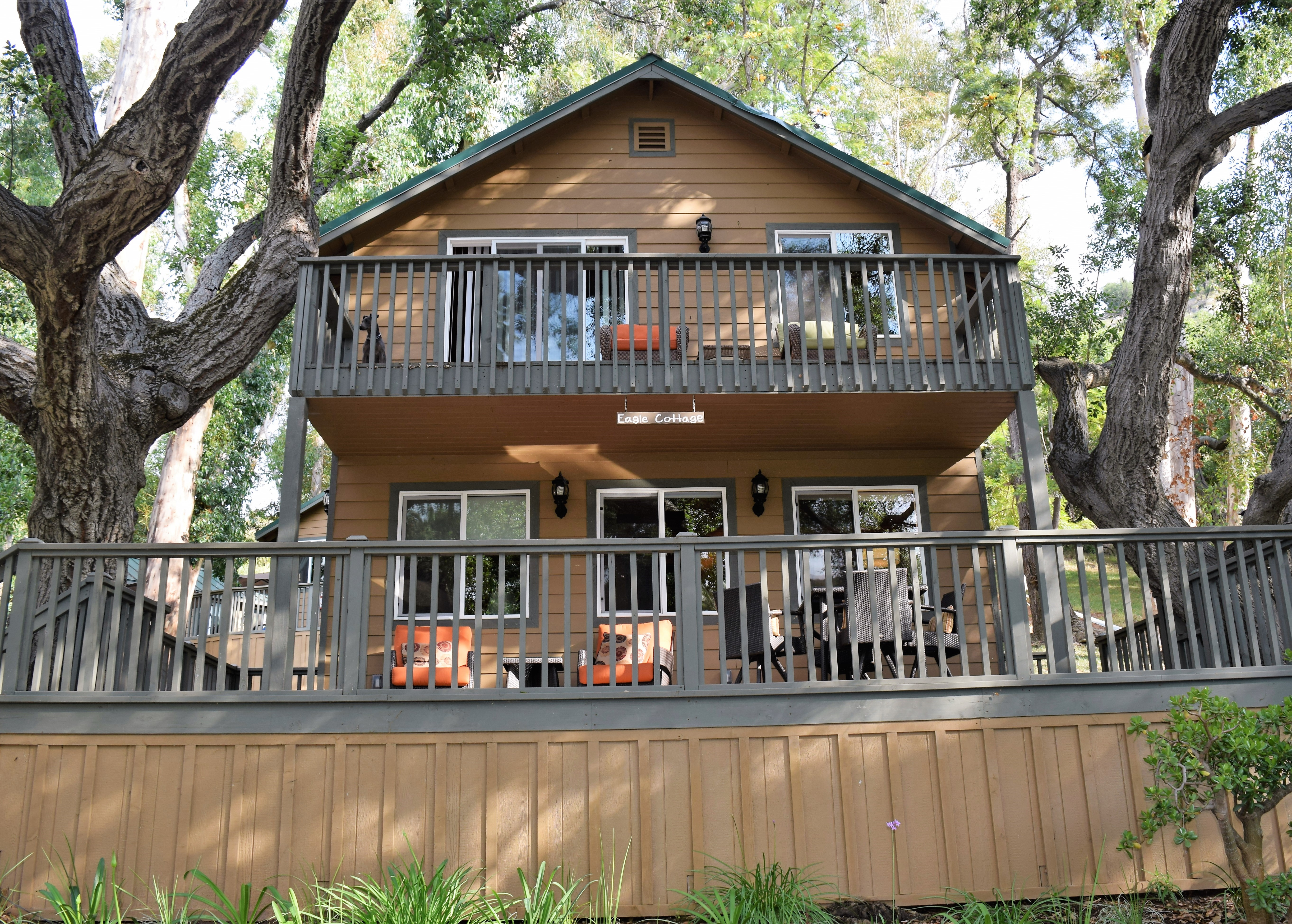 Bandy Canyon Cottage Exterior