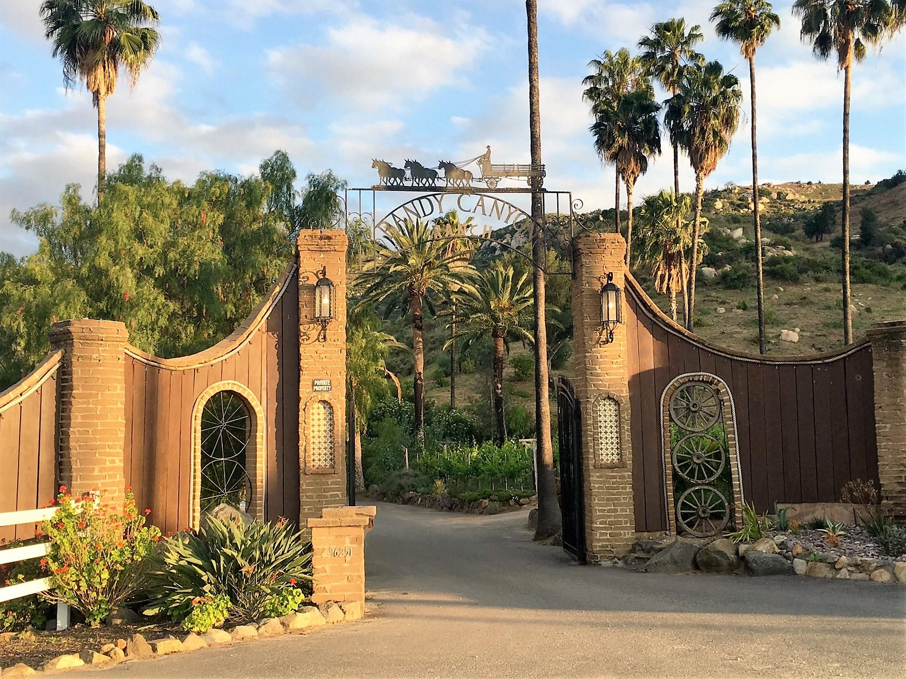 Bandy Canyon Entrance