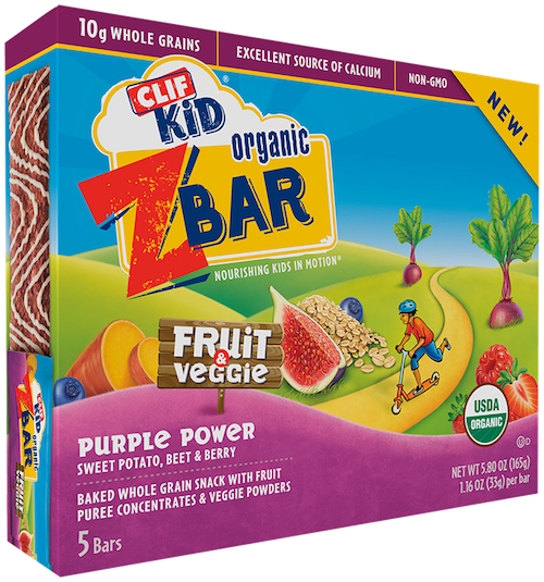 CLIF Kid Zbar F+V_Purple Power