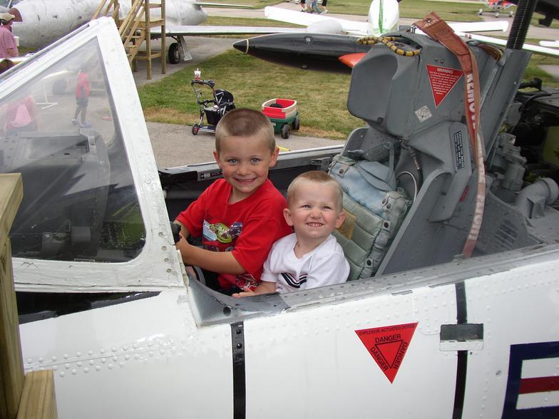 Clow Calvalcade of Planes Kids