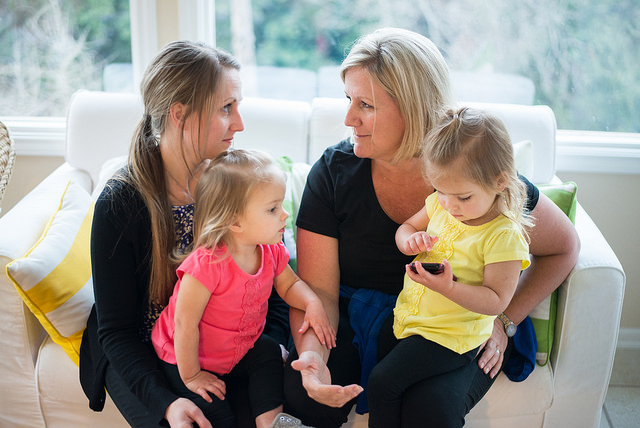 family-women-moms-ccflickr-donnieray