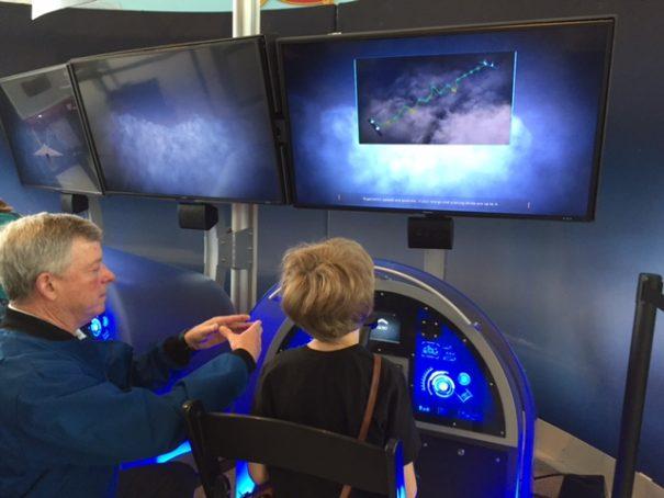 flight_simulator_museum of flight