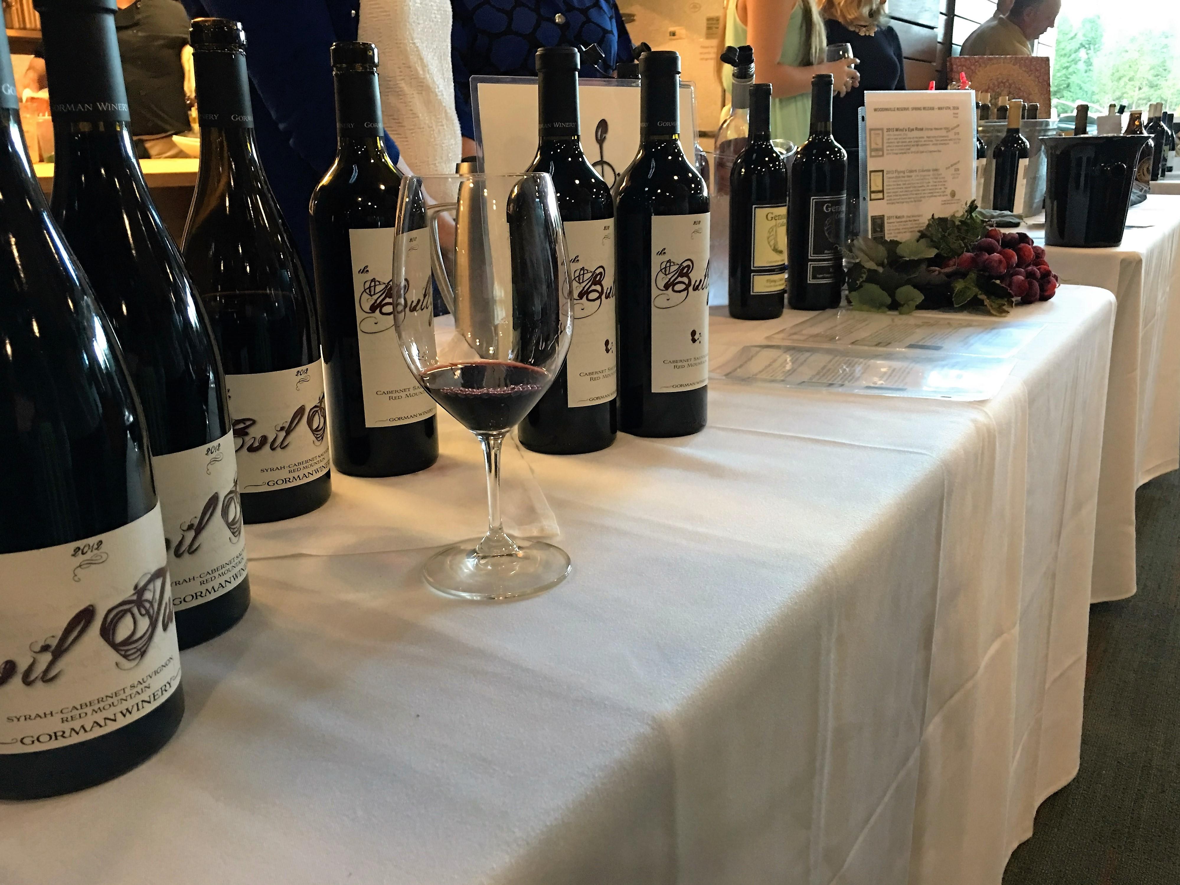 Gorman and Genoa Wine