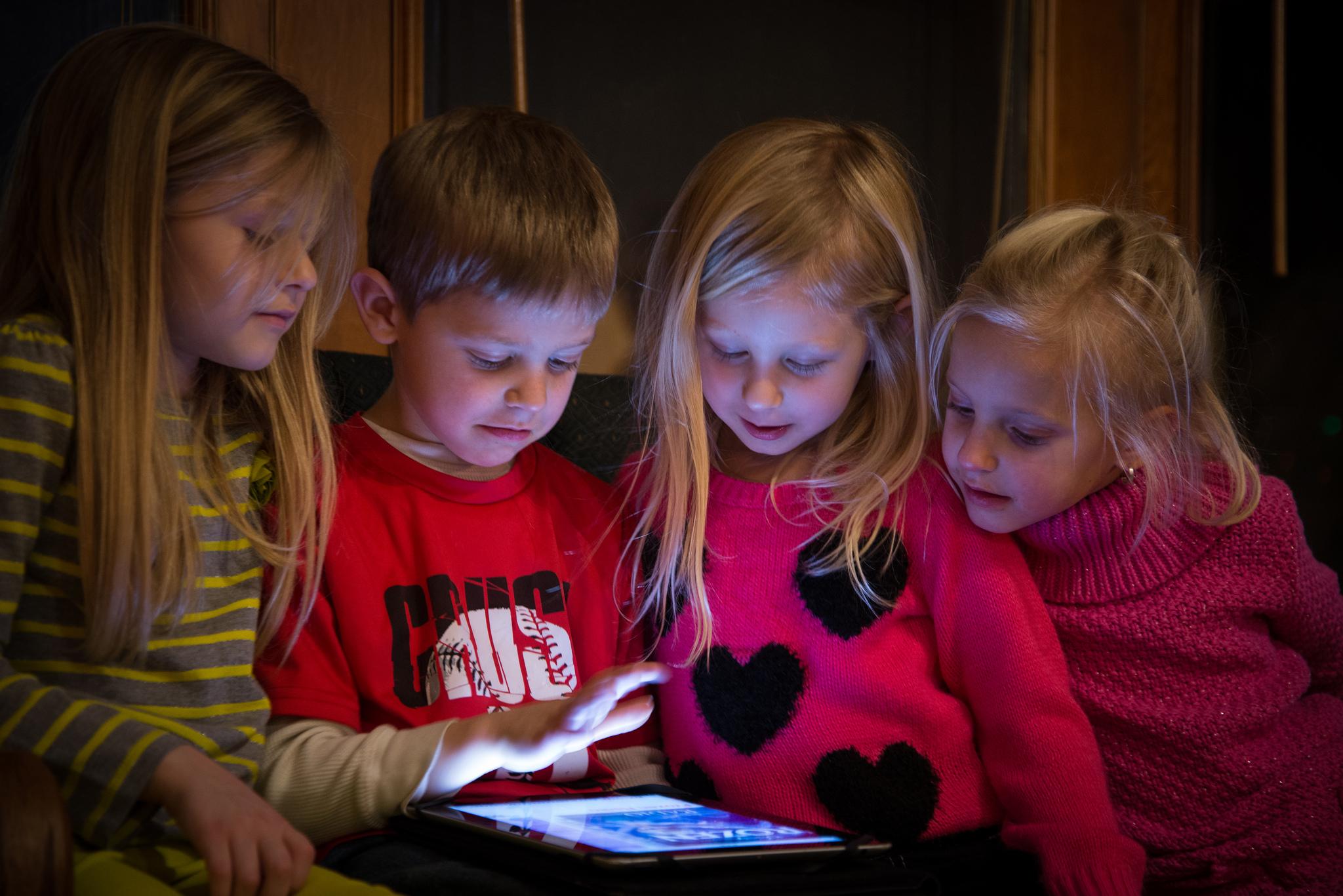 kidstech-jim bauer via flickr
