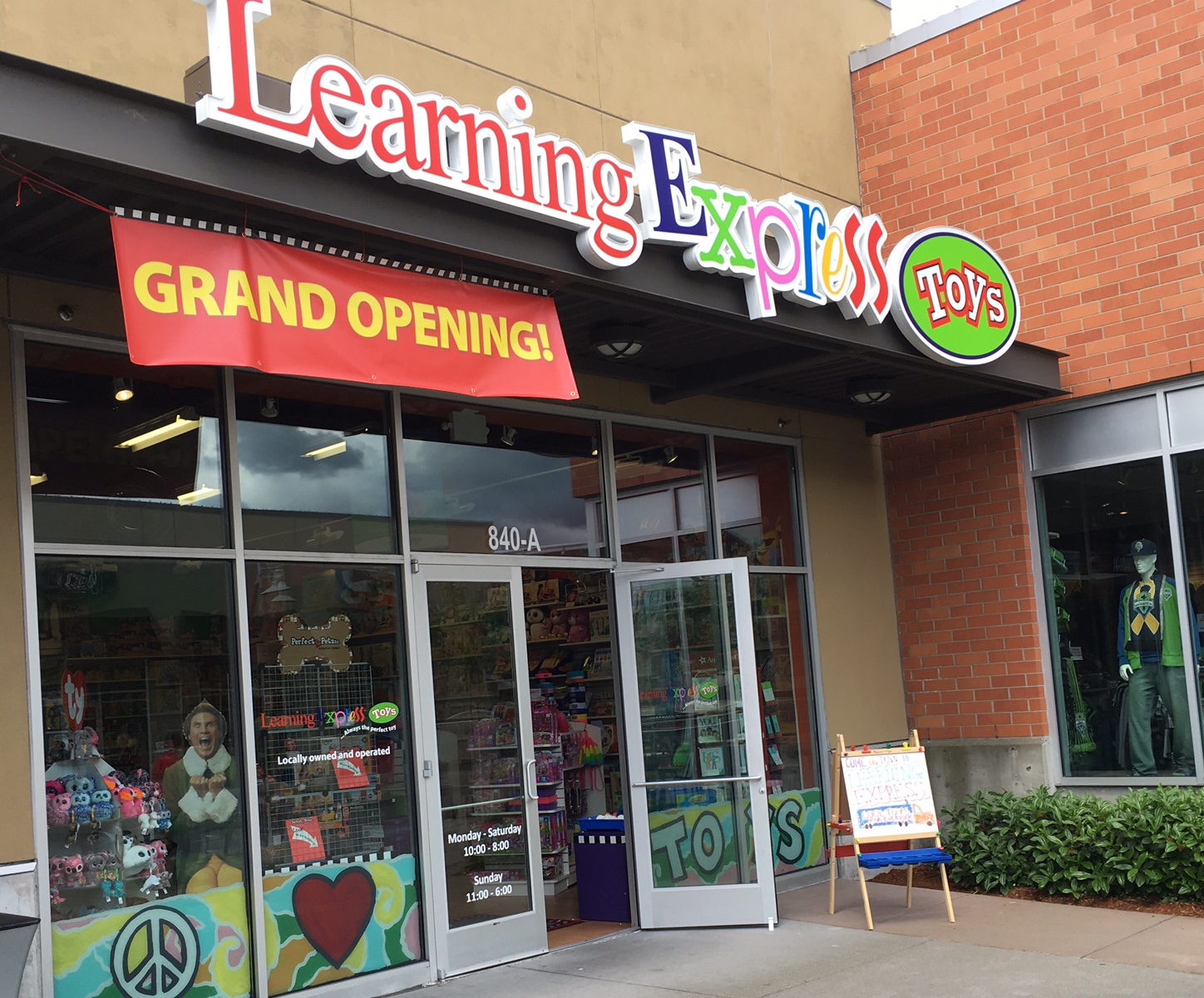 Learning Express Toys: Cool New Toy Store in Seattle