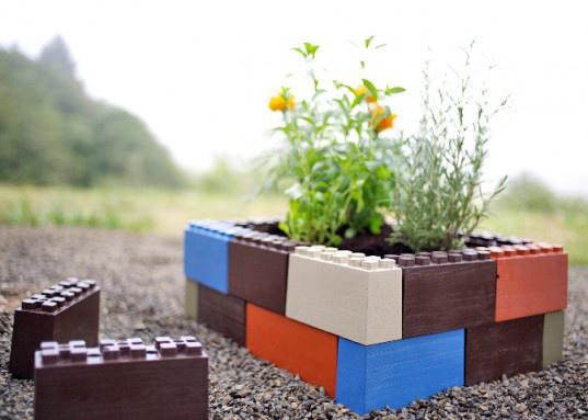 Lego Planter Scott Lewis on Flickr