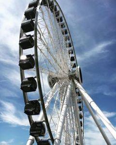 Navy Pier's Centennial Wheel