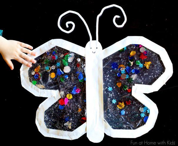 Sensory Butterfly