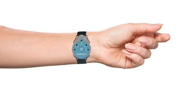 Woman Hand Wrist Device