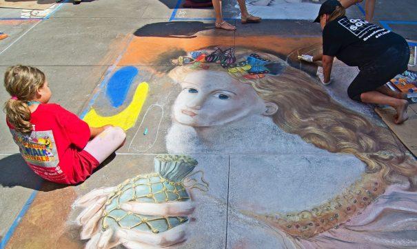 pasasdena chalk festival