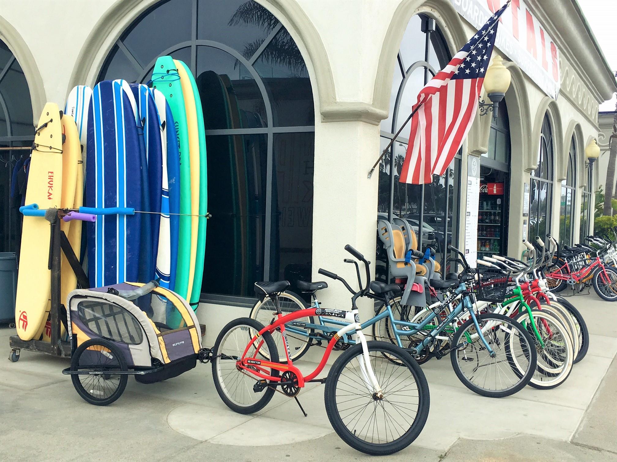 Belmont Park_Bike Rentals