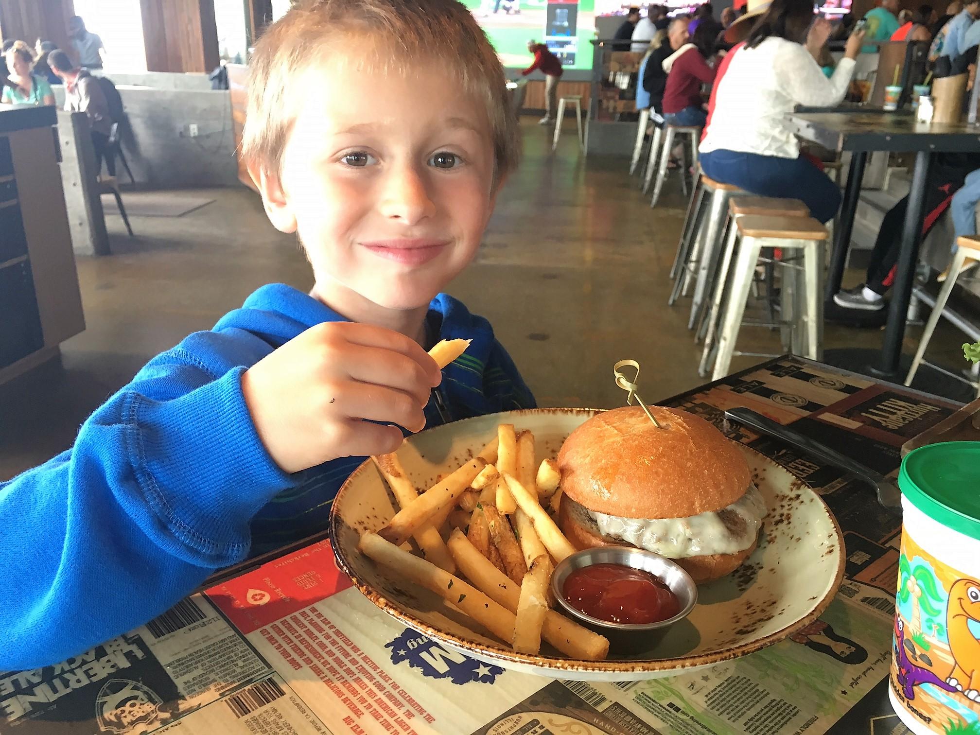 Belmont Park_Draft Kids Meal