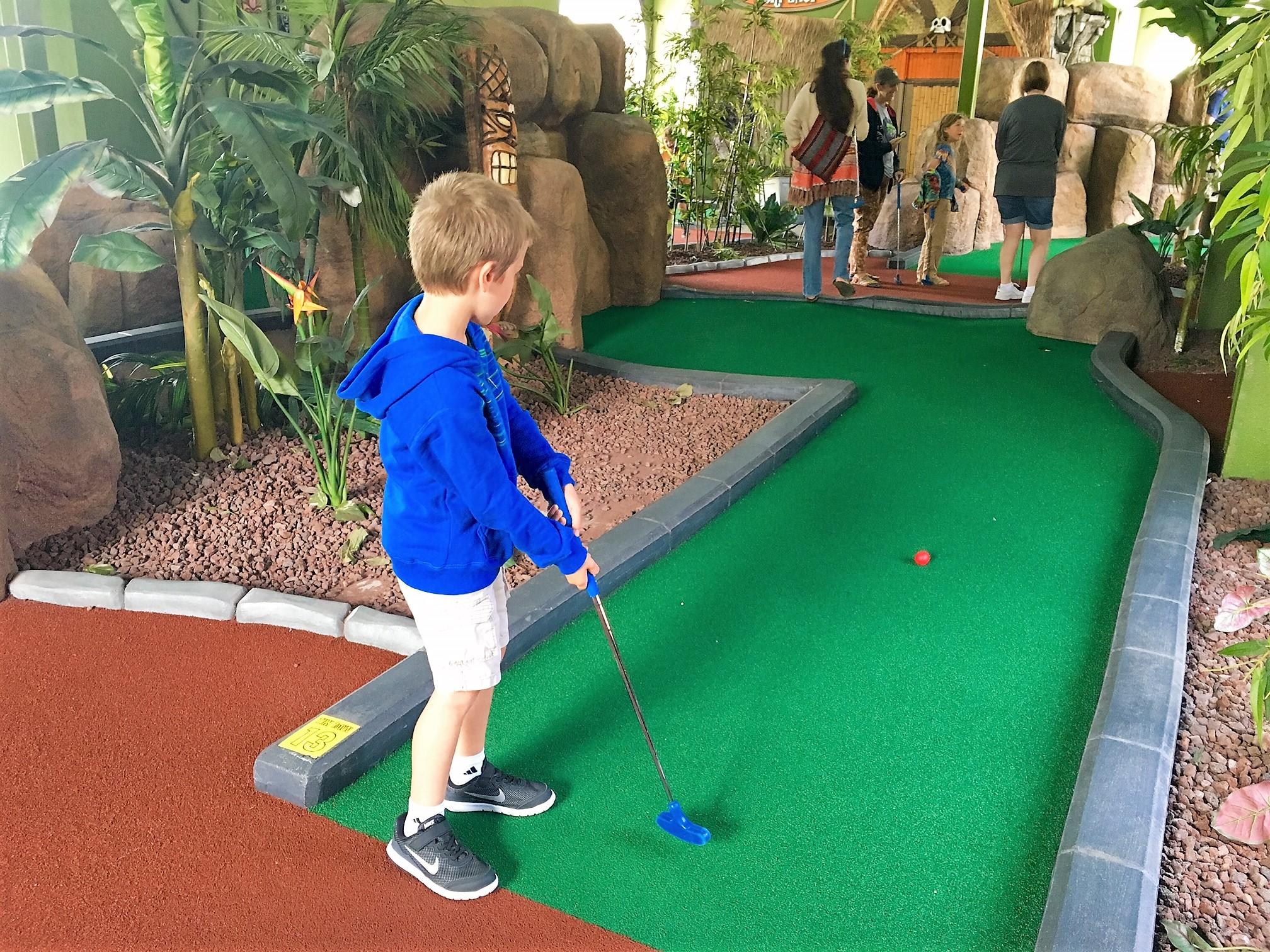 Belmont Park_Mini Golf