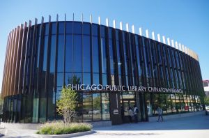 Chinatown Public Library