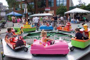 Kid Fest at West Fest