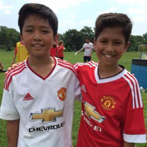 Manchester U Camp 3