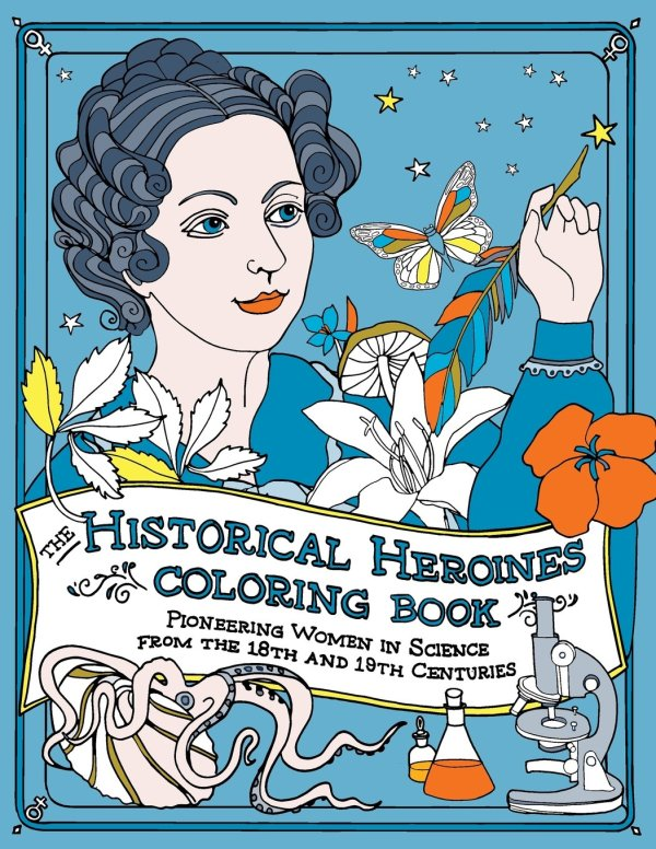 7 New Totally Awesome Coloring Books For Kids