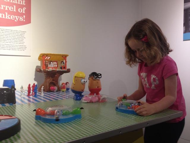 MOHAI Toys play table