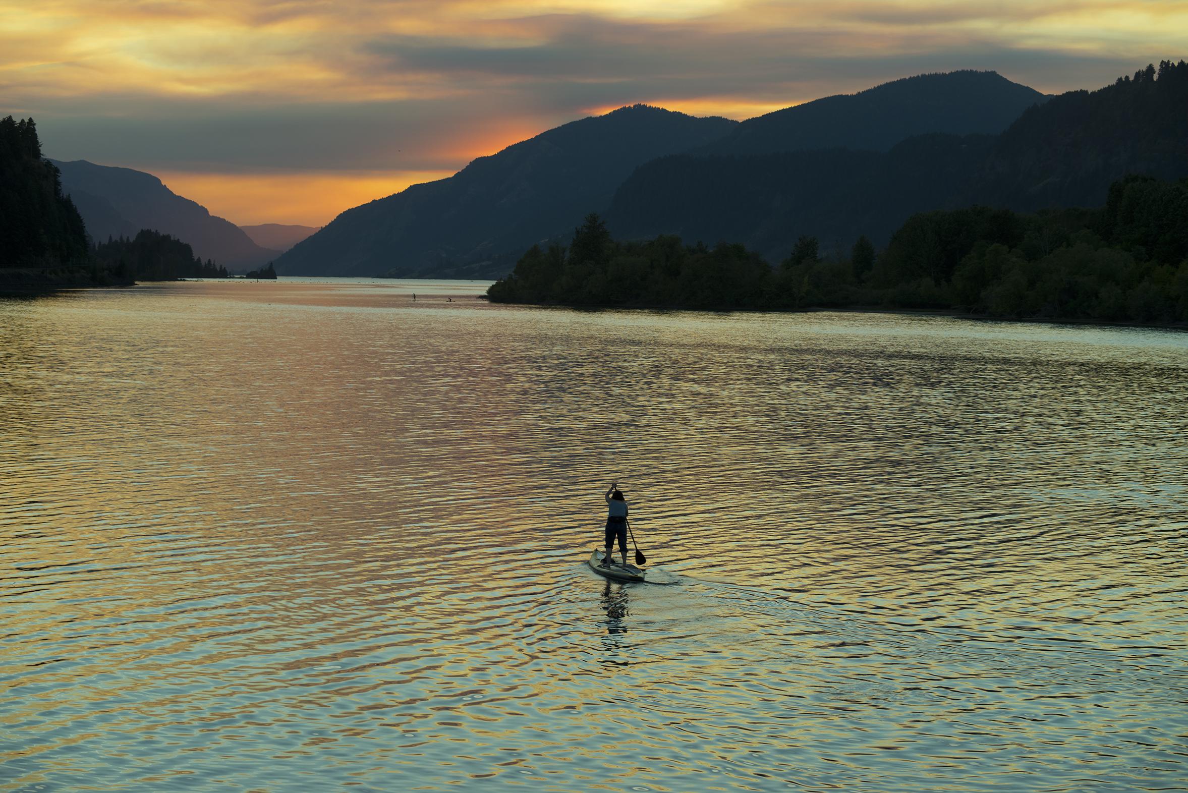 SUP Hood River-Bill Reynolds-flickr