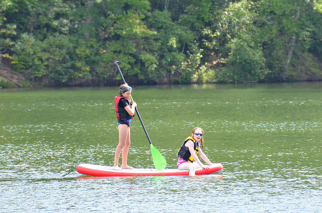 SUP Kids-Virginia State Parks-flickr