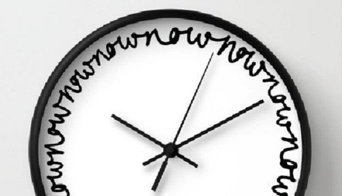 Clock nonwnownownow...