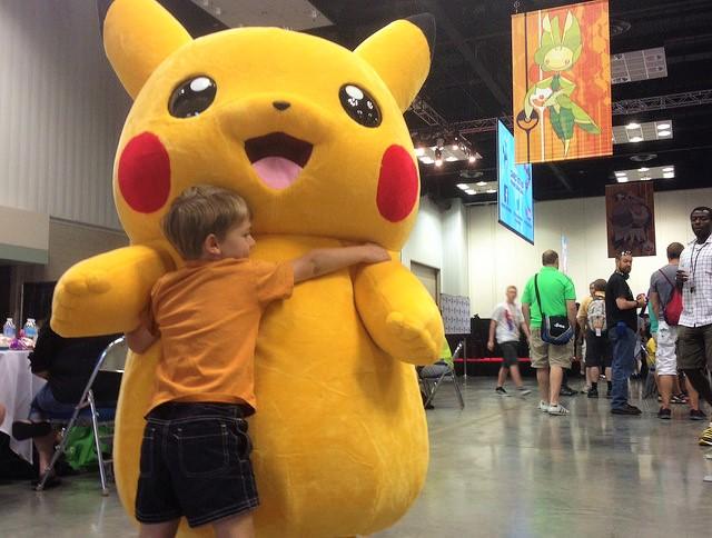 pokemon with kid