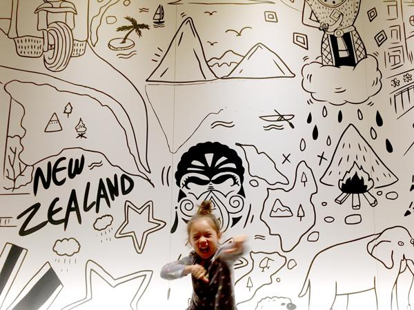 Thai Restaurant, Wellington, New Zealand