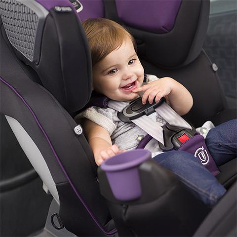 platinum safemax evenflo car seat