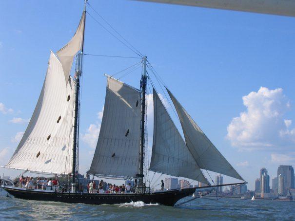 schooner pioneer