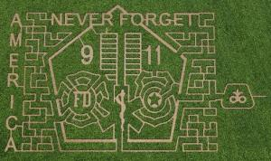 Siegels Farm 2016 Maze