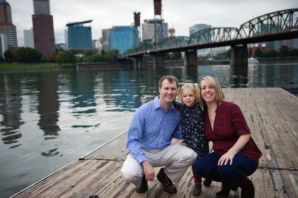 Fall family photos in Portland 1
