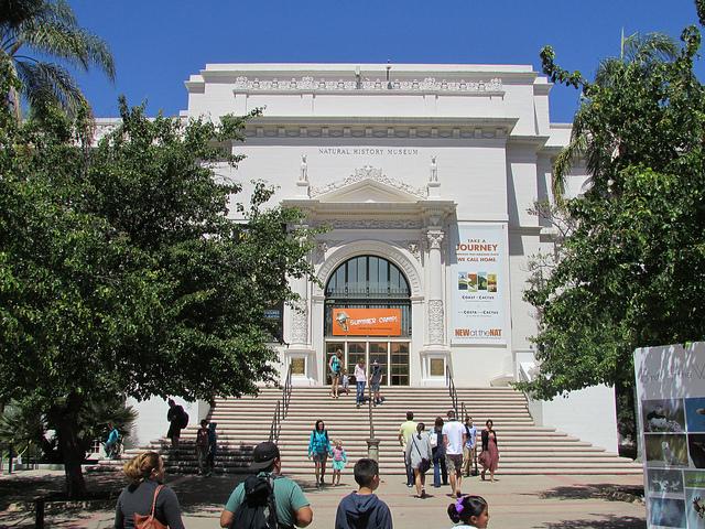 san diego natural history museum, balboa park