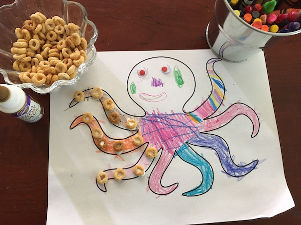 cheerio-octopus
