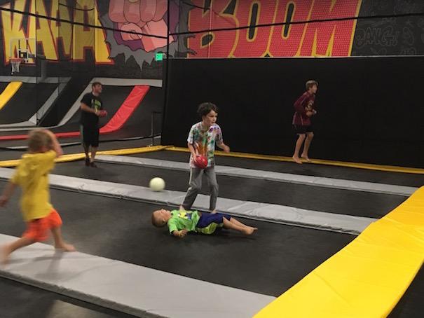 dodgeball-at-boomshaka