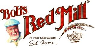 bob's red mill logo 9/19/16