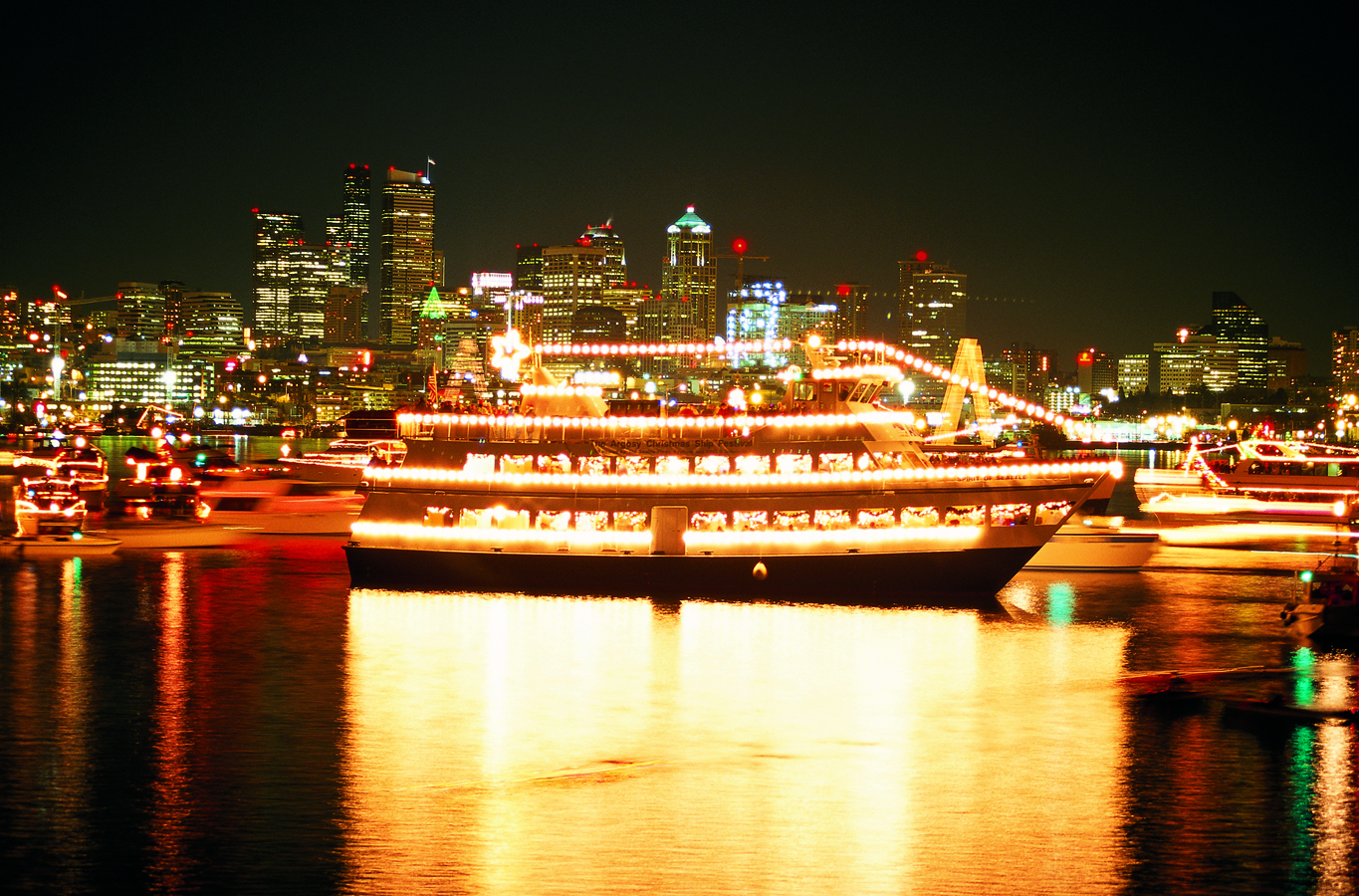 Cruise Into the Season: 65 Ways to See the Christmas Ship Festival