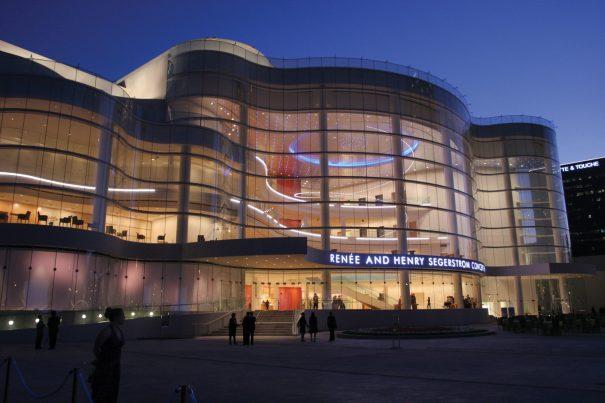 Segerstrom Center Costa Mesa