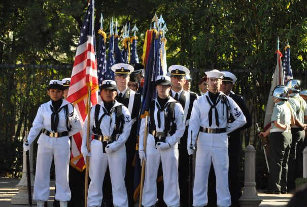 Patriotic Tribute - 60th Massing of the Colors