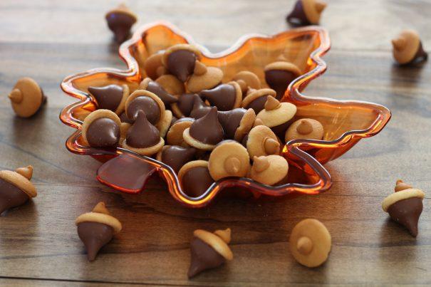 Candy Acorns