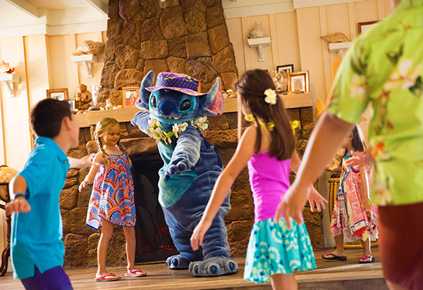 Aunty's Beach House Kids Club at Aulani, a Disney Resort & Spa