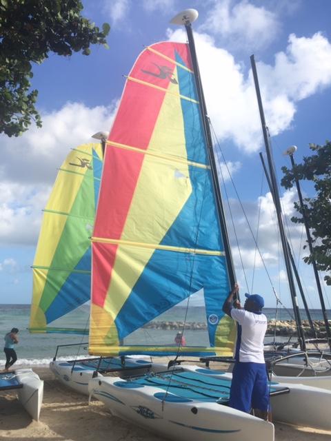 Jamaican boat