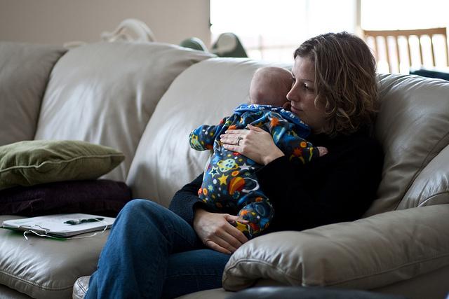 mamá-y-bebé-por-allan-foster-vía-flickr