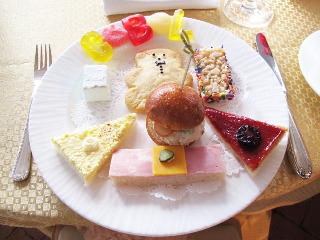 teddy-bear-tea-child-plate