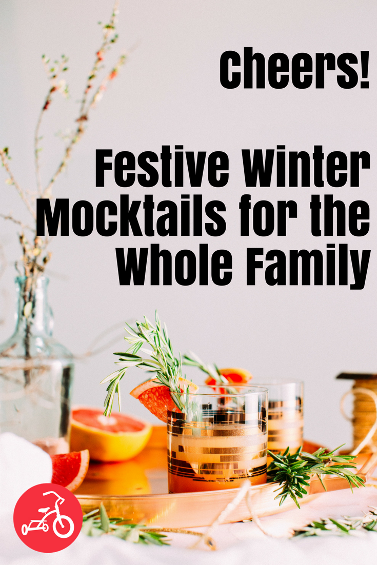 winter mocktails