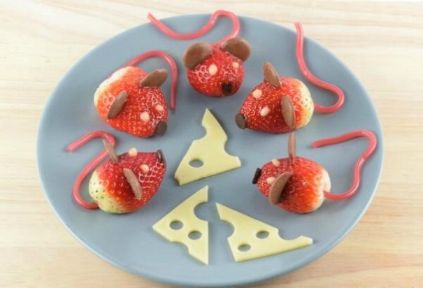 strawberry-mice