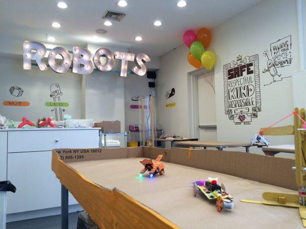 brooklyn-robot-fundición