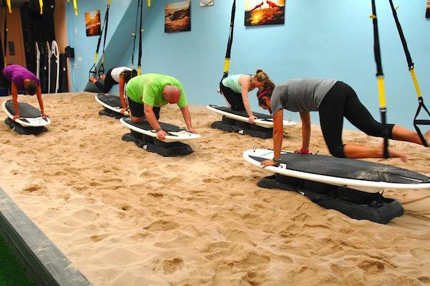 fitness-sandbox
