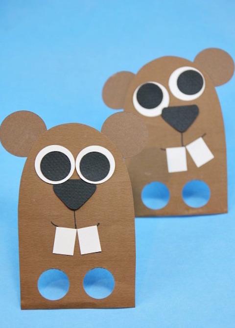 groundhog-finger-puppet-housing-a-forest-website